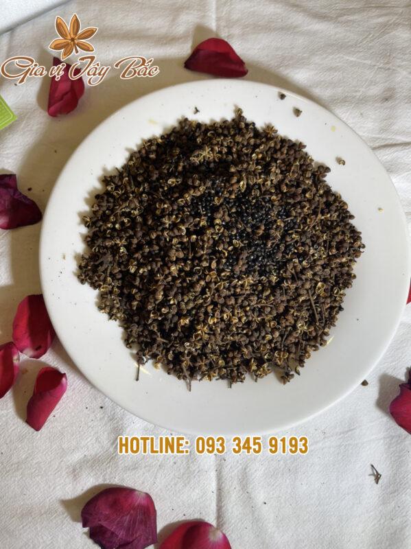 hạt mắc khén loại 1 thơm - gia vị tây bắc