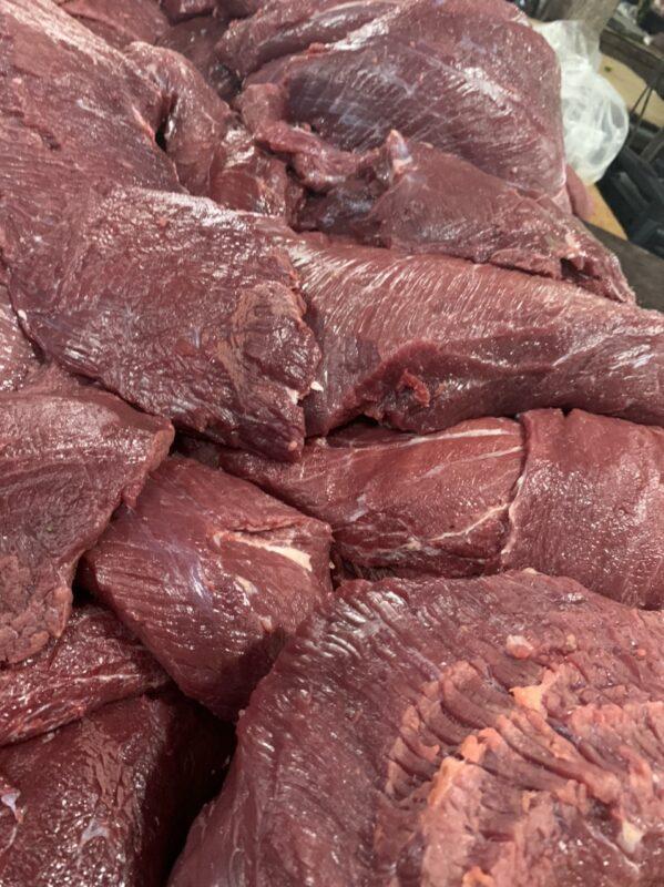 thịt trâu tươi loại 1 được chọn làm nguyên liệu gác bếp