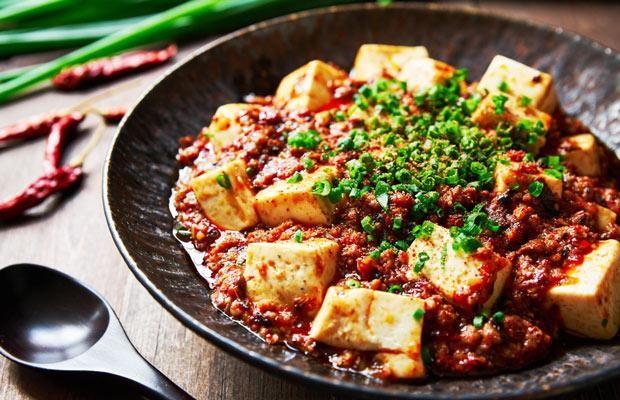 món ăn nấu bằng tiêu Tứ Xuyên