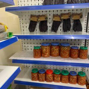 măng ớt Sơn La là mặt hàng nông đặc sản tiêu biểu của tỉnh