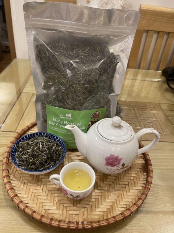 trà shan tuyết Tây Bắc