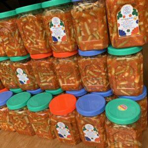 măng ớt Sơn La